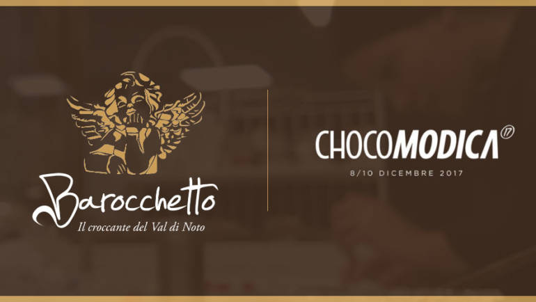 Barocchetto al ChocoModica 2017
